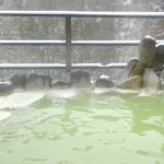 雪の福島県南会津町と塩原元湯温泉大出館