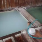 濁り湯 Muddy water 浑水